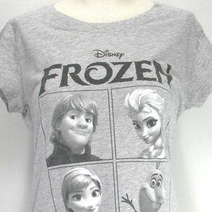 Disney - Frozen - T Shirt Cap Sleeve - Kids XL